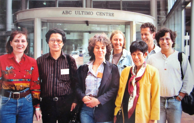 Film directors of the ABC in Australia.