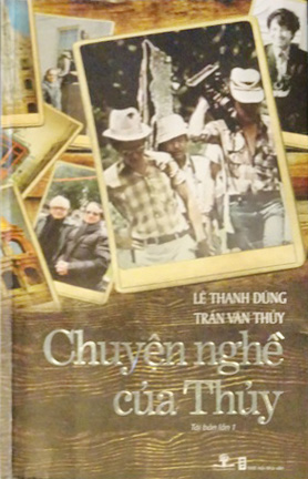 "The front cover of the Vietnamese edition of ""In Whose Eyes""."
